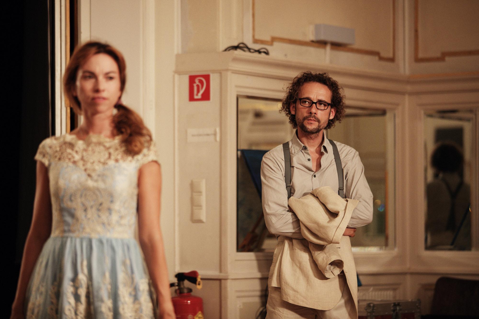 Armes Theater Wien - Die Frau vom Meer