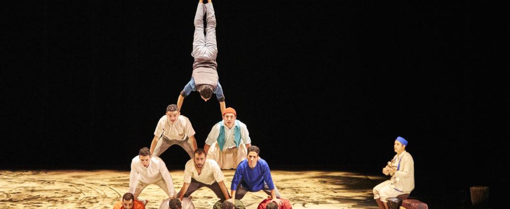 Halka   Groupe Acrobatique de Tanger