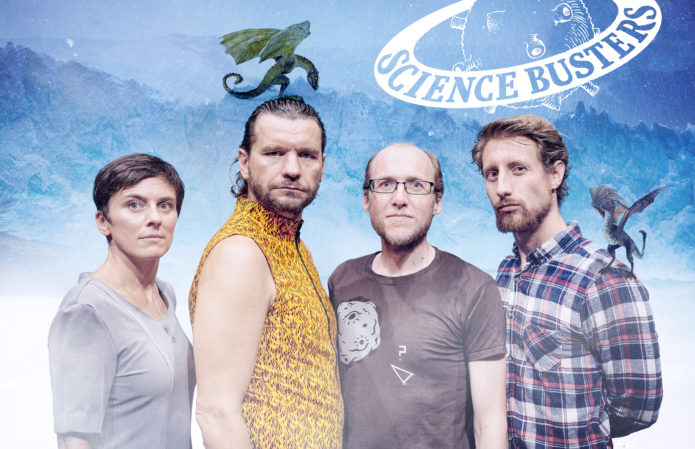 Winter is coming   Science Busters
