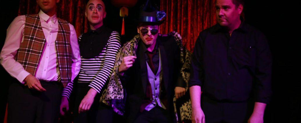 Die Wilde Party   OFF Theater