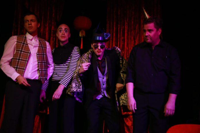 Die Wilde Party | OFF Theater