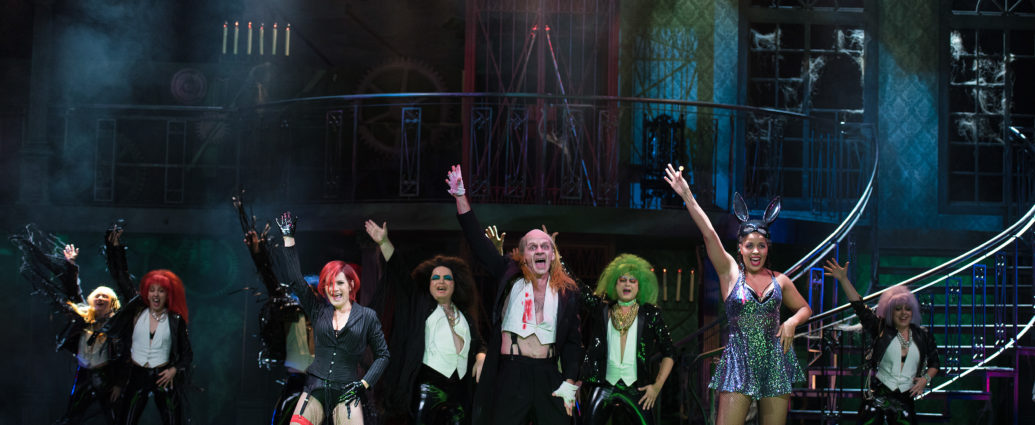 THE ROCKY HORROR SHOW in Salzburg: Ensemble