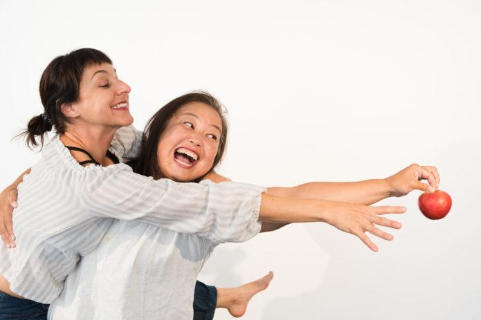 ZWISCHEN APFEL UND BAUM: Pascale Staudenbauer & Yoko Yagihara