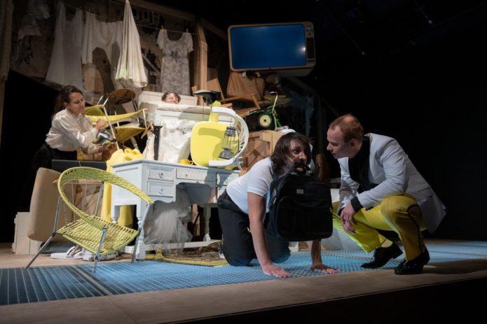 Der Prozess | Schauspielhaus Salzburg | Ensemble